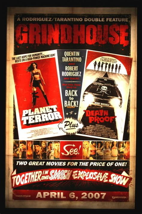 the grind house grindhouse movie review film summary 2007 roger ebert