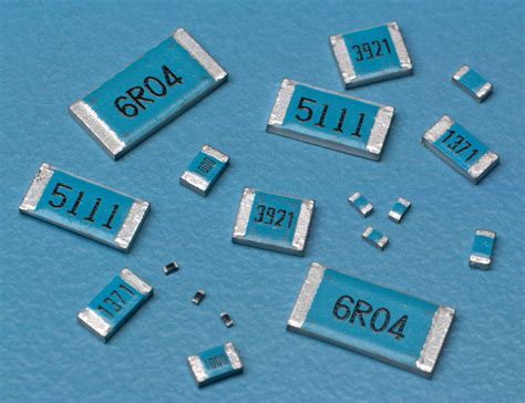resistor of material koa speer introduces new anti sulfur rk73h rt thick chip resistor
