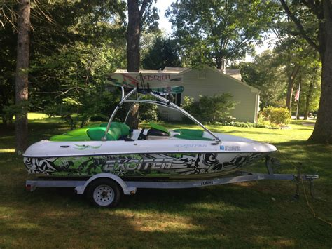 jet boat yamaha exciter yamaha exciter 270 1999 for sale for 10 900 boats from