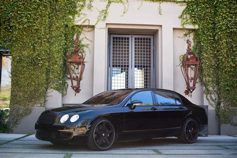 custom bentley 4 door 2006 bentley continental flying spur 4 door sedan 170290