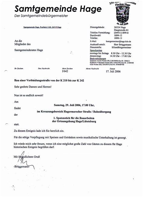 Muster Einladung Abschiedsfeier Gesch 228 Ftliche Einladung Muster Animefc Info