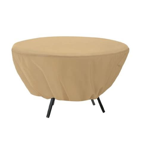 Patio Table Accessories Classic Accessories Terrazzo Patio Table Cover All Import It All