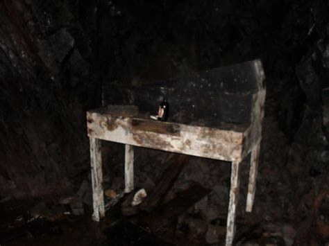 bench in mining ranwick mine