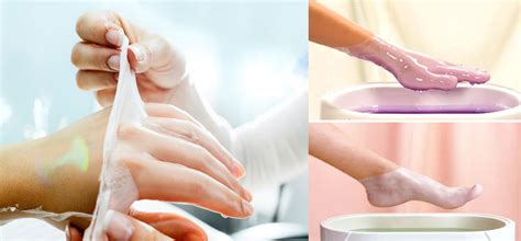 paraffin wax treatments and green sports