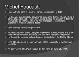 Image result for michel foucault the history of sexuality thesis