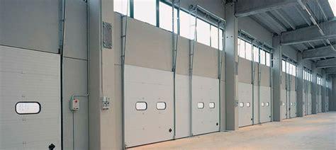 Sectional Industrial Doors by Industrial Sectional Doors Has
