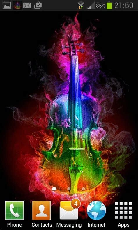 colorful garlands live wallpaper free android live colorful fire music lwp free android live wallpaper
