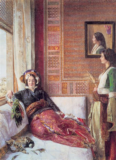 ottoman harem the ottoman world jason goodwin