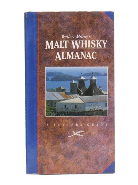 malting at home books malt whisky almanac the whisky exchange