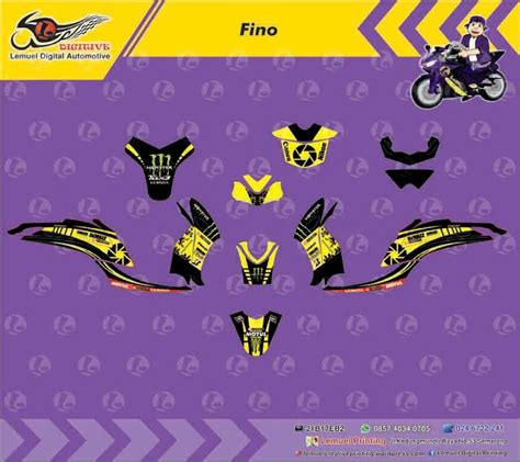 Striping Decal Vario 110 Marquest 338 best digitive images on custom decals and total workouts
