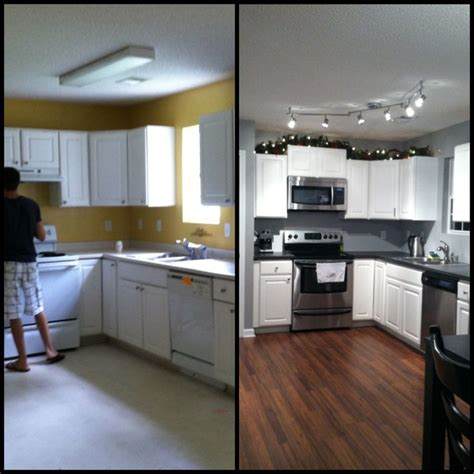 kitchen remodel ideas before and after best 25 small kitchen remodeling ideas on pinterest