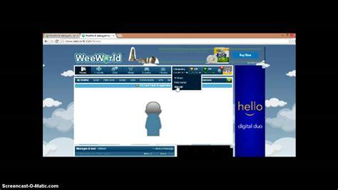 youtube layout glitch glitch backgrounds on weeworld youtube