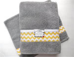 gray decorative bath towels you size towel yellow and grey towels gray and yellow
