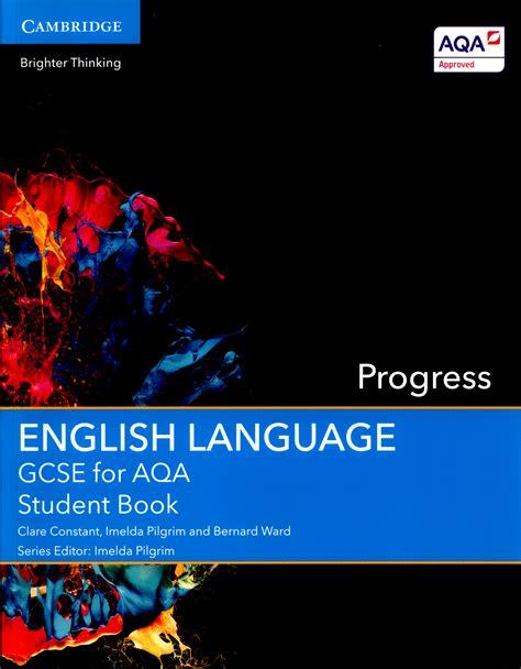 gcse english language for 1107453135 english language gcse for aqa progress by constant clare 9781107453135 brownsbfs