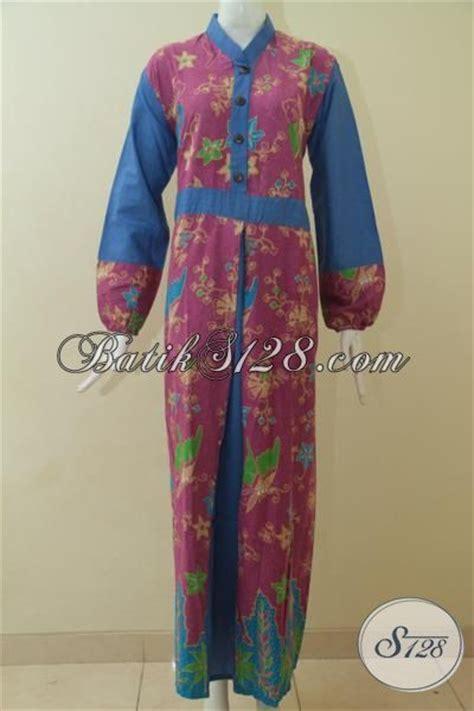 desain baju batik remaja putri gamis batik wanita muda dan remaja putri baju muslim