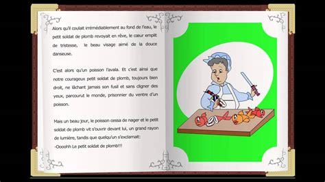 des contes tres courtes le petit soldat de plomb des classiques histoires courtes en fran 231 ais childtopia contes youtube