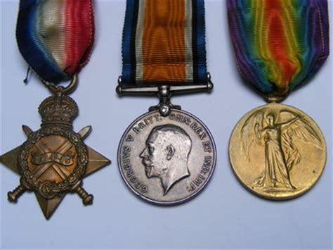 johnson yorkies 1914 15 trio to 45967 pte johnson regiment