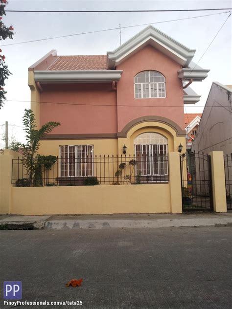House And Lot Rent To Own In La Joya De Sta Rosa Laguna House Rentals In Laguna