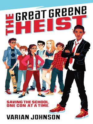 7 Great Heist by The Great Greene Heist County Of Los Angeles Library
