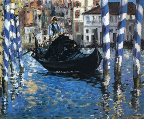 blue guide venice blue manet paints monet by colin b bailey nyr daily the new york review of books