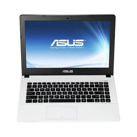Laptop Asus X454yi Jual Asus X454yi Notebook Putih 14 Inch Amd A8 7410 Ati R 2gb Ram 4gb Hdd 500gb