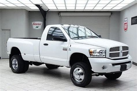 Find used 2007 Dodge Ram 3500 Diesel 4x4 Dually Regular