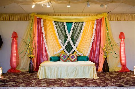 Simple Home Decoration For Engagement Indian Wedding Decor Home Decor For Wedding On Pinterest Indian Weddings Mehndi And Mehendi