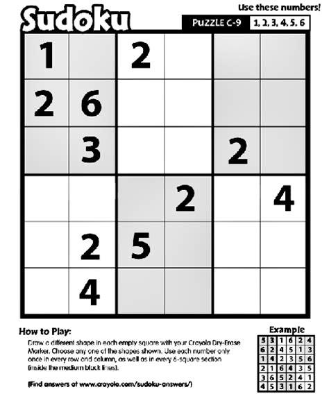 free printable kingdom sudoku sudoku c 9 coloring page crayola com