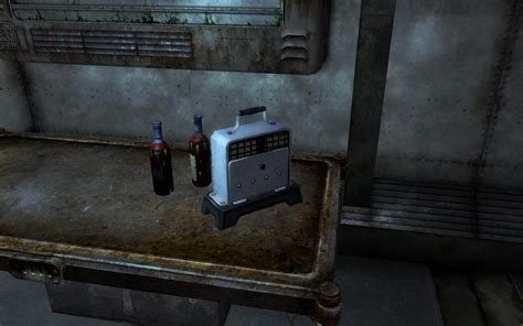 Fallout New Vegas Toaster toaster character the fallout wiki fallout new vegas and more