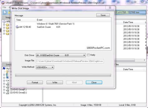 cara format flashdisk untuk install windows cara install windows 8 dengan flashdisk