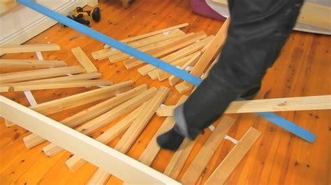 broken bed frame how to repair broken bed easy