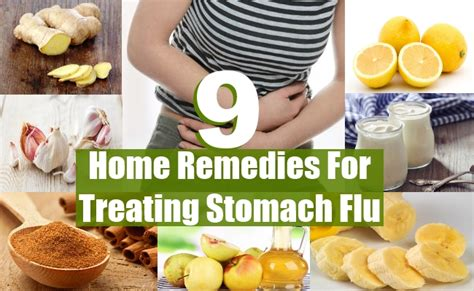 9 home remedies for treating stomach flu diy health remedy