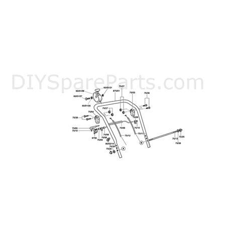 qualcast classic 35s parts diagram qualcast classic 35s f016305242 parts diagram page 1