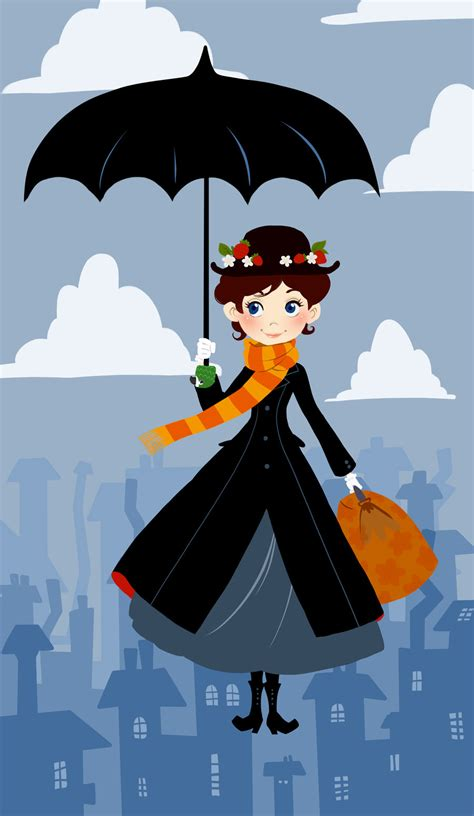 mary poppins by buttercuplf deviantart mary poppins by olayavalle on deviantart