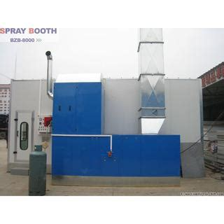 spray painter position description bzb 8000 painting booth spray booth garage china