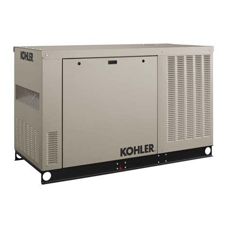 shop kohler 24 watt lp 21 watt ng standby generator at