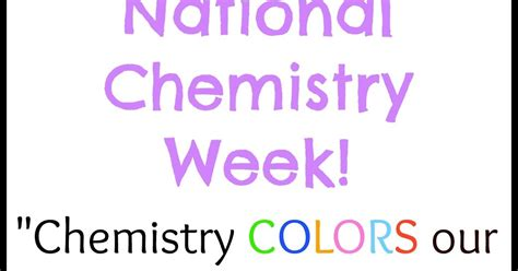 national 4 chemistry share it science news national chemistry week 2015 chemistry colors our world
