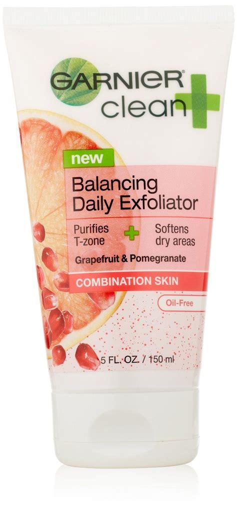 Garnier Clear Scrub garnier clean balancing daily exfoliator reviews photo