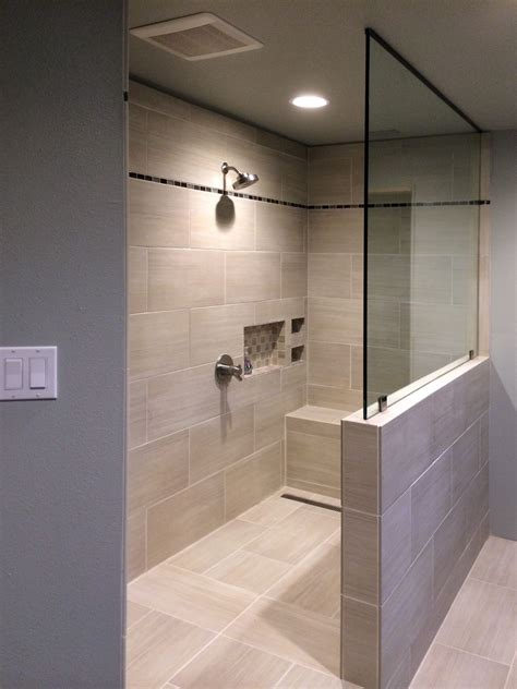 splash panels for bathroom shower glass half panel splash showers pinterest