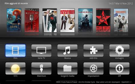 change wallpaper xbmc apple tv xbmc frodo 12 0 is officially released
