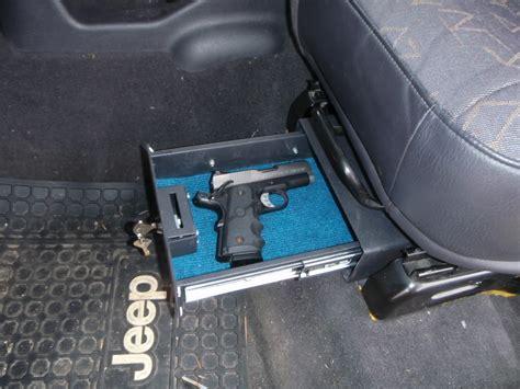 seat gun safe jeep wrangler florida gun laws pew pew tactical