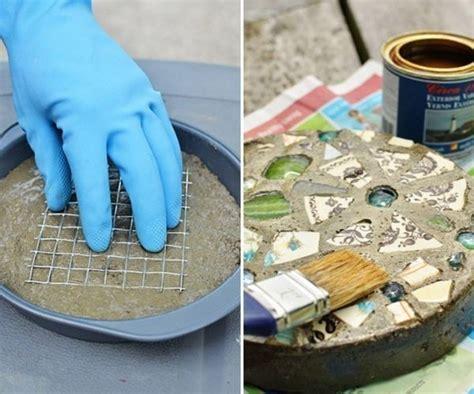 come creare un giardino fai da te come realizzare un mosaico fai da te per decorare il