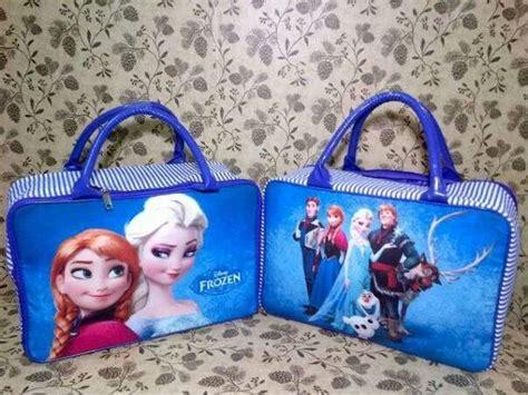 Kipas Tangan Plastik Karakter Frozen 1 jual souvenir ulang tahun tas koper besar princess