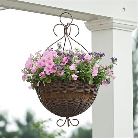 Balcony Hanging Planters by Space Saving Balcony Planters Clever Ideas For Small