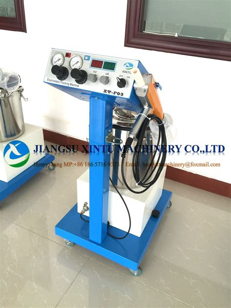 quality flocking spray quality manual fiber spraying type flocking machine buy flocking machine flocking spray