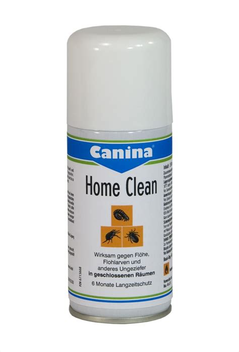 Caninea Home canina home clean 150 ml ungezieferschutz