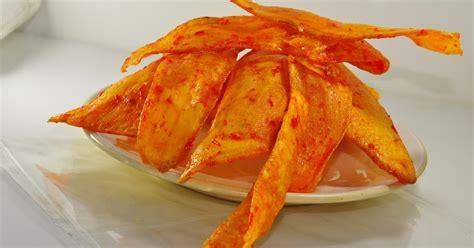 cara membuat makanan ringan kripik warta urang galuh resep cara membuat keripik singkong
