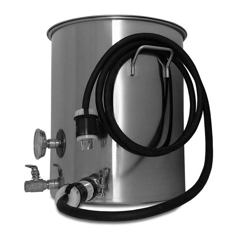 stainless steel brewing 8 gallon stainless steel electric brew kettle for
