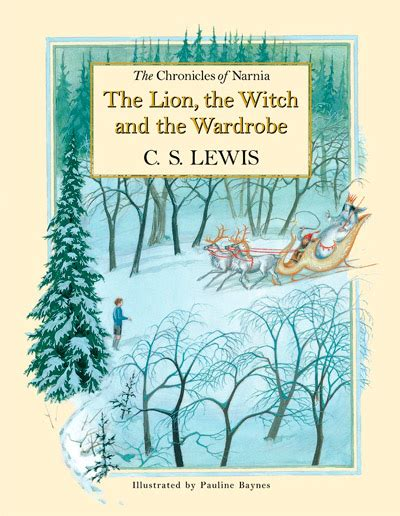the the witch and the wardrobe by c s lewis style
