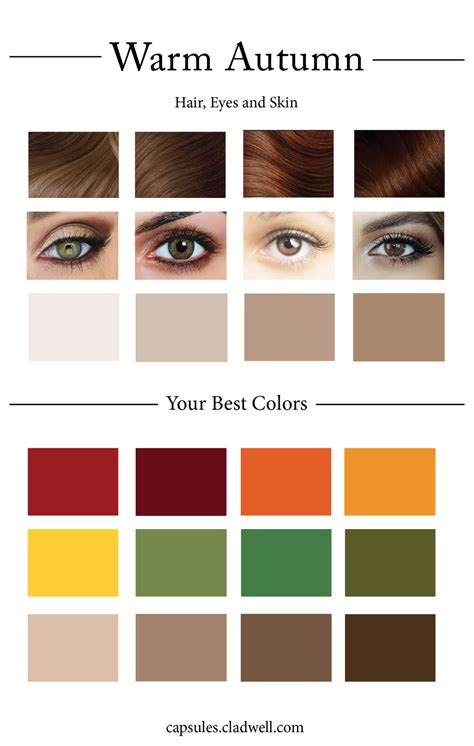warm autumn color palette how to create your personal color palette plus take our